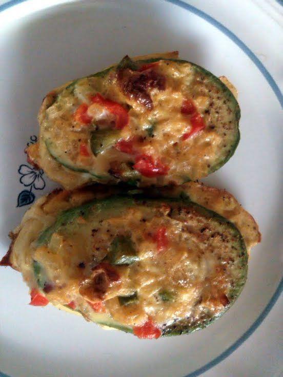 Baked Eggs in Avocados.! @allthecooks #recipe #breakfast #avocado #egg #healthy #easy
