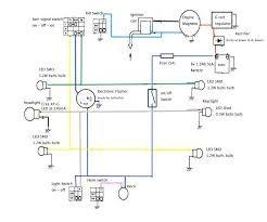 6 Volt Moped Turn Signal Kit Wiring Diagrams  Wiring