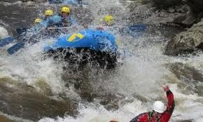 Program B2: Rafting 5 kms + Elephant Trekking     One of the most popular tourist activities when visiting Phuket, Phangnga and Krabi is white water rafting in the Phang nga river.  Whether you are white water rafting for the first time or an experienced rafter lo...