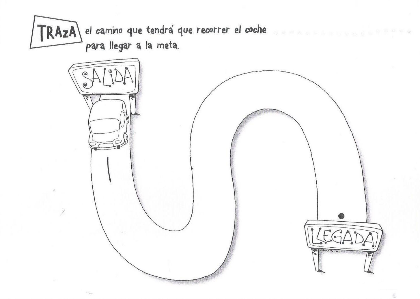 Iniciacion A La Grafomotricidad