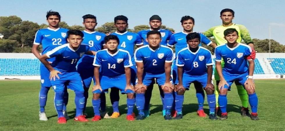 India U 16 Football Team To Play Turkey Oman In Istanbul Cup Football Team Football Teams