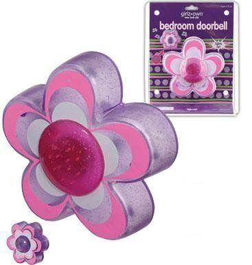 Daisy Flower Girls Bedroom Kids Indoor Doorbell Kids Room Furniture