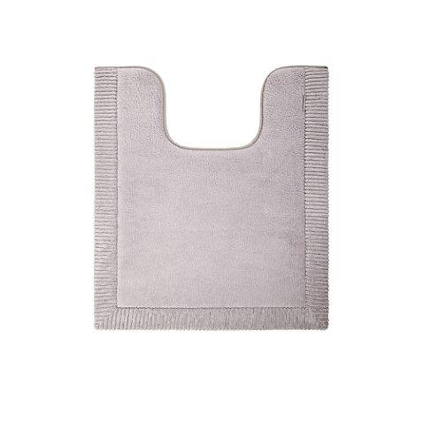 Microdry Memory Foam 21 Inch X 24 Inch Contour Bath Rug With