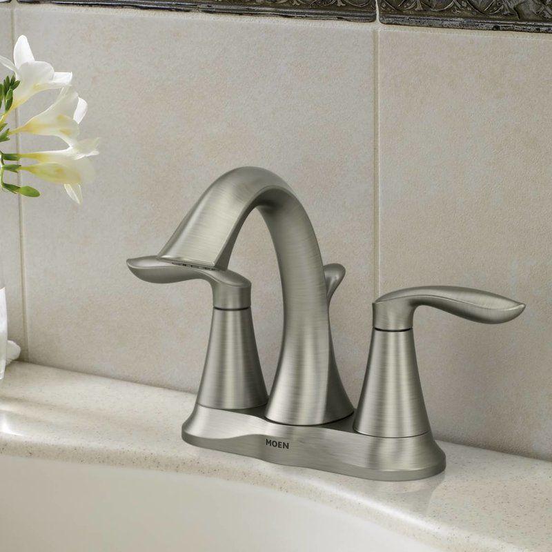 Eva Centerset Bathroom Faucet with