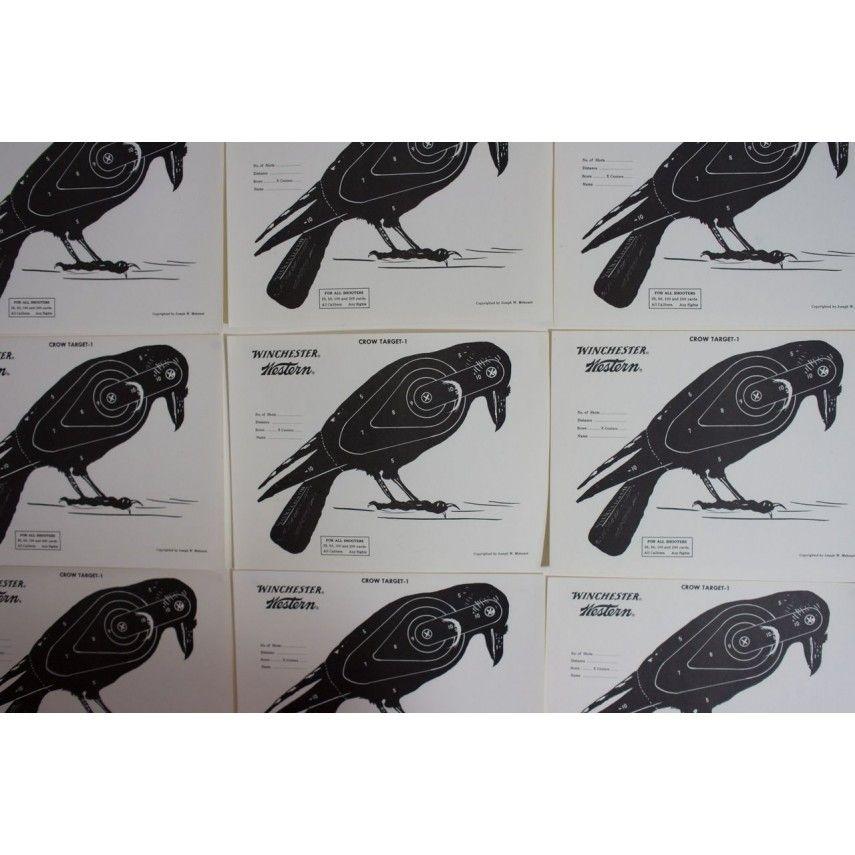 Western Crow Targets Pedlars Vintage Vintage, Crow
