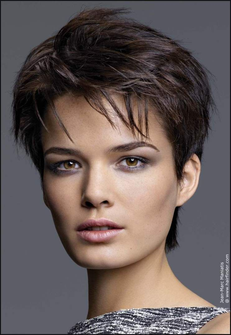 16 Best Pixie Haircuts Images On Pinterest Feminine Pixie Cuts