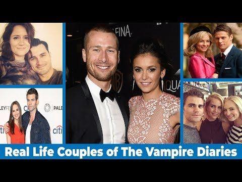 Vampire diaries actors dating real life