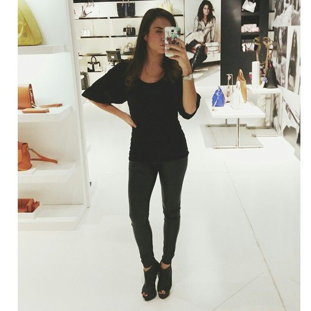 Total Black | The Fashion Coffee - Fashion Blogger Roma