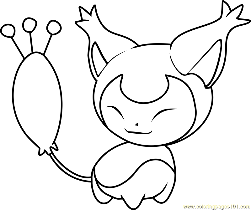 coloring pages pokemon skitty 2020 Check more at http