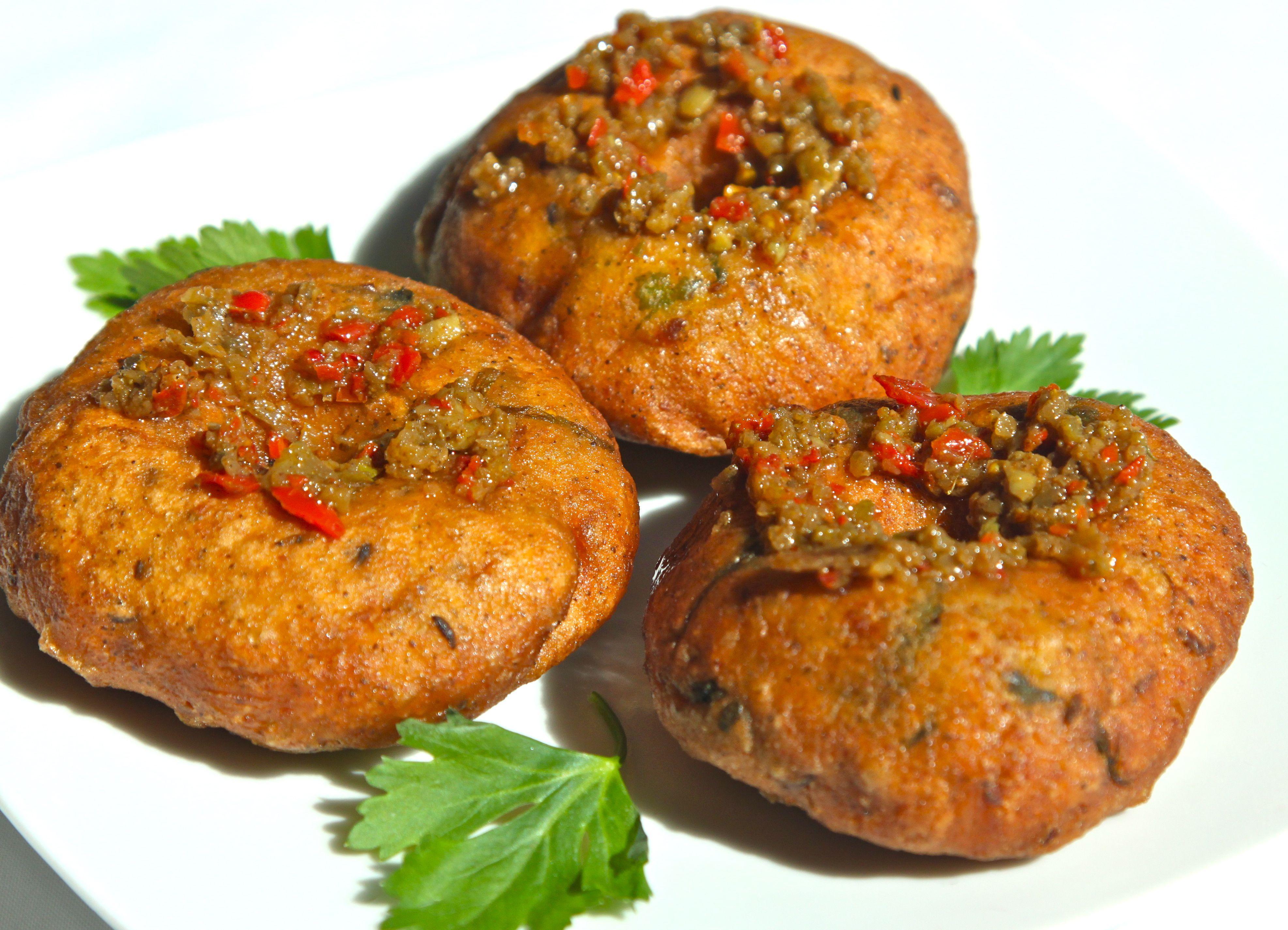 De bara is een populair recept in suriname wil jij ook for Surinaamse keuken bara