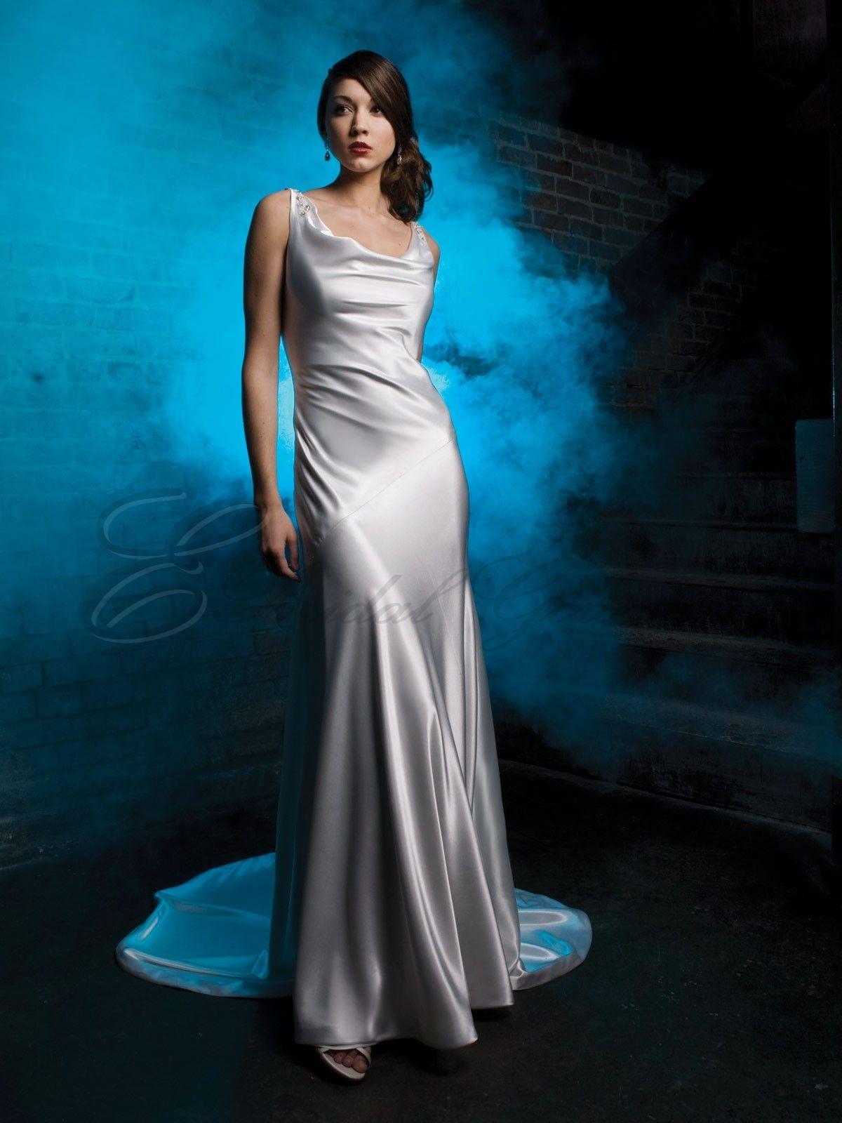 Silk charmeuse slip wedding dress 2016 a line charmeuse bias cut silk charmeuse slip wedding dress 2016 a line charmeuse bias cut slip bodice back ombrellifo Gallery