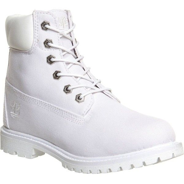timberland 6 inch canvas