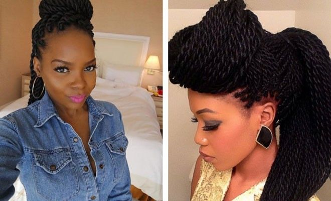 Senegalese Twist Hairstyles 29 Senegalese Twist Hairstyles For Black Women  Senegalese Twist