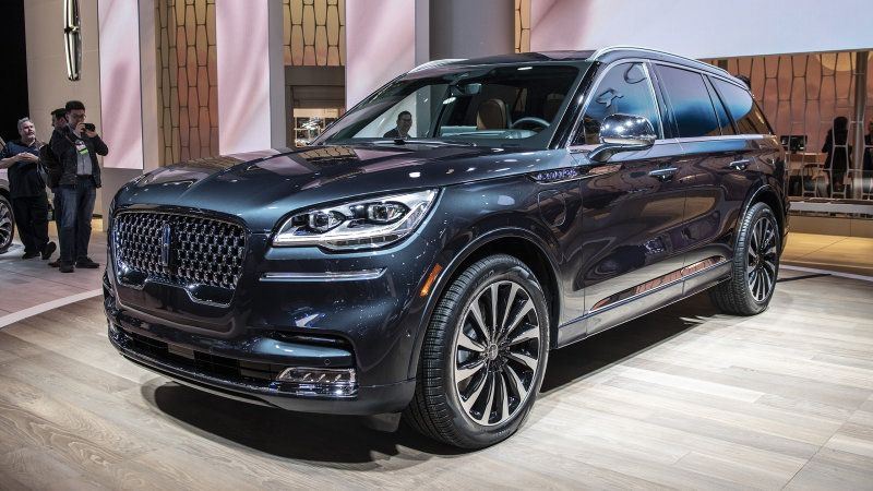 2020 Lincoln Aviator Pricing Revealed Orders Can Be Placed Soon