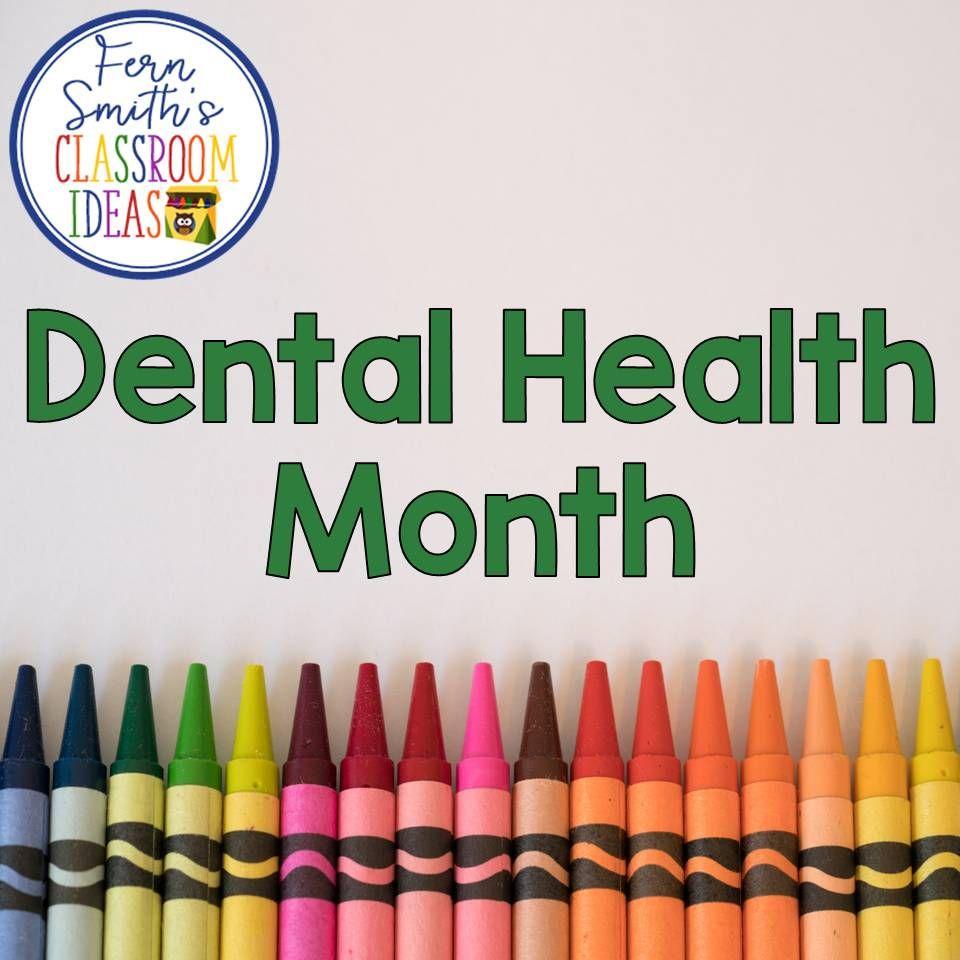 Dental Health Month Pinterest Board. This board has Dental Health ...