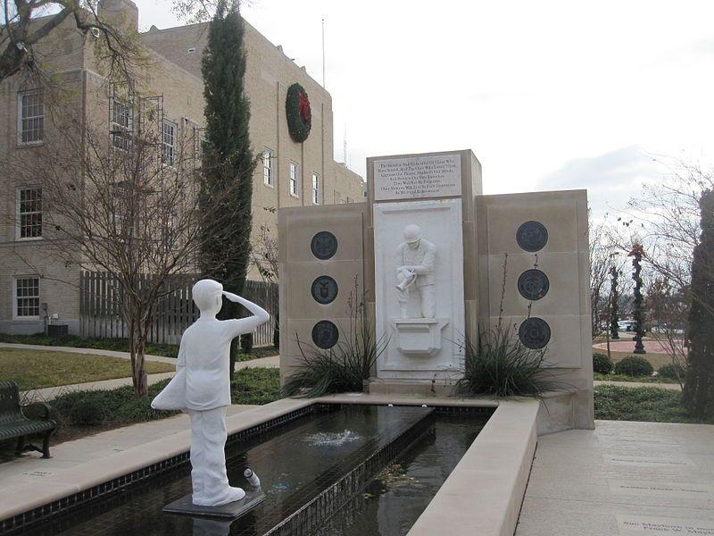 File Veterans Memorial In Temple Tx Img 2376 Jpg Temple City