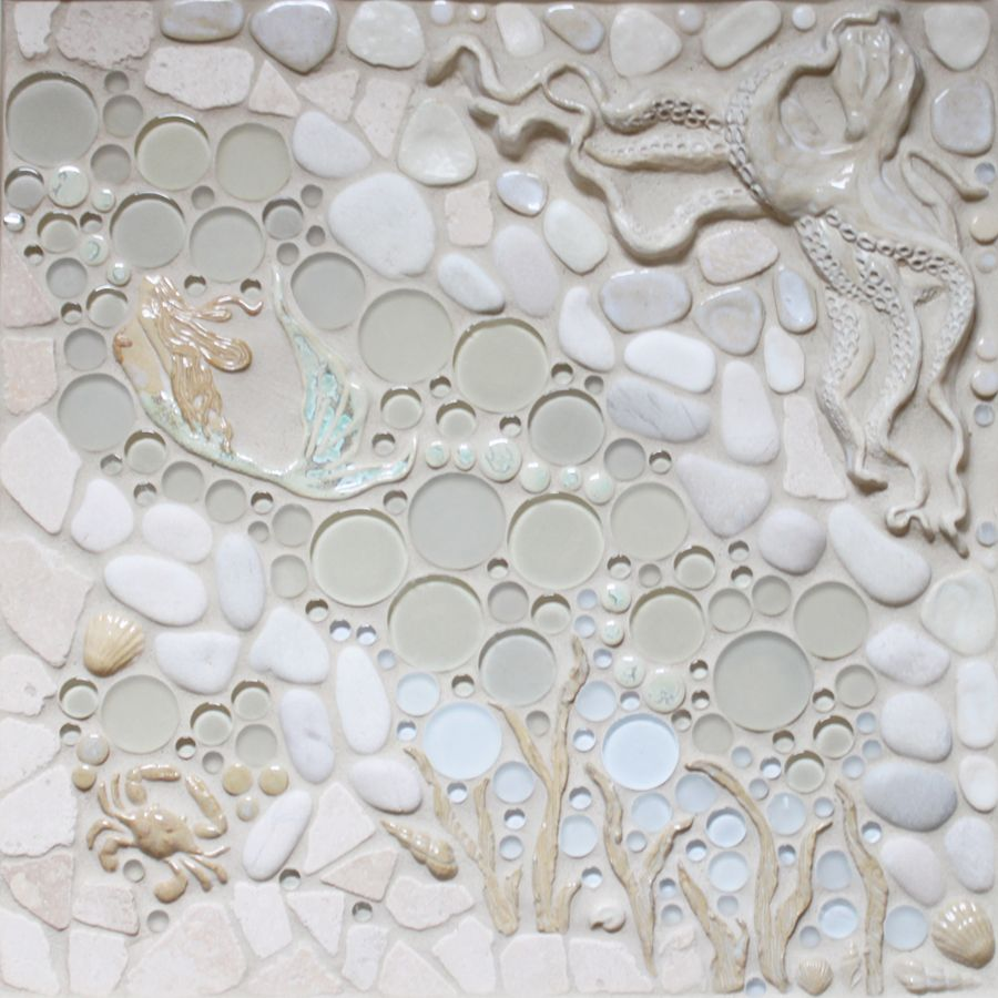 nautical tiles for your beach house custom borders kitchen backsplashes glass mosaic tile backsplash border