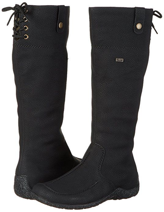 Rieker Damen 79983 Stiefel: : Schuhe & Handtaschen
