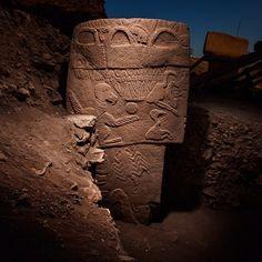 Santuario neolítico erigido hace 12.000 años. Göbekli Tepe. Turkey.