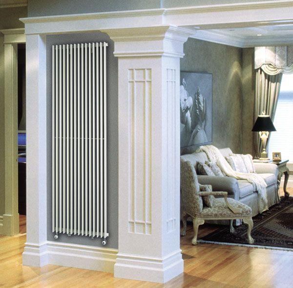 Quinn adagio 1800 x 320mm vertical radiator moldings - Radiator badezimmer ...