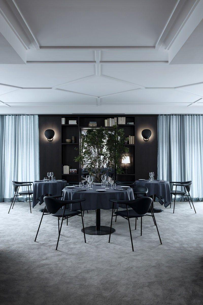 Maison du denmarks restaurant brasserie paris trendland design art