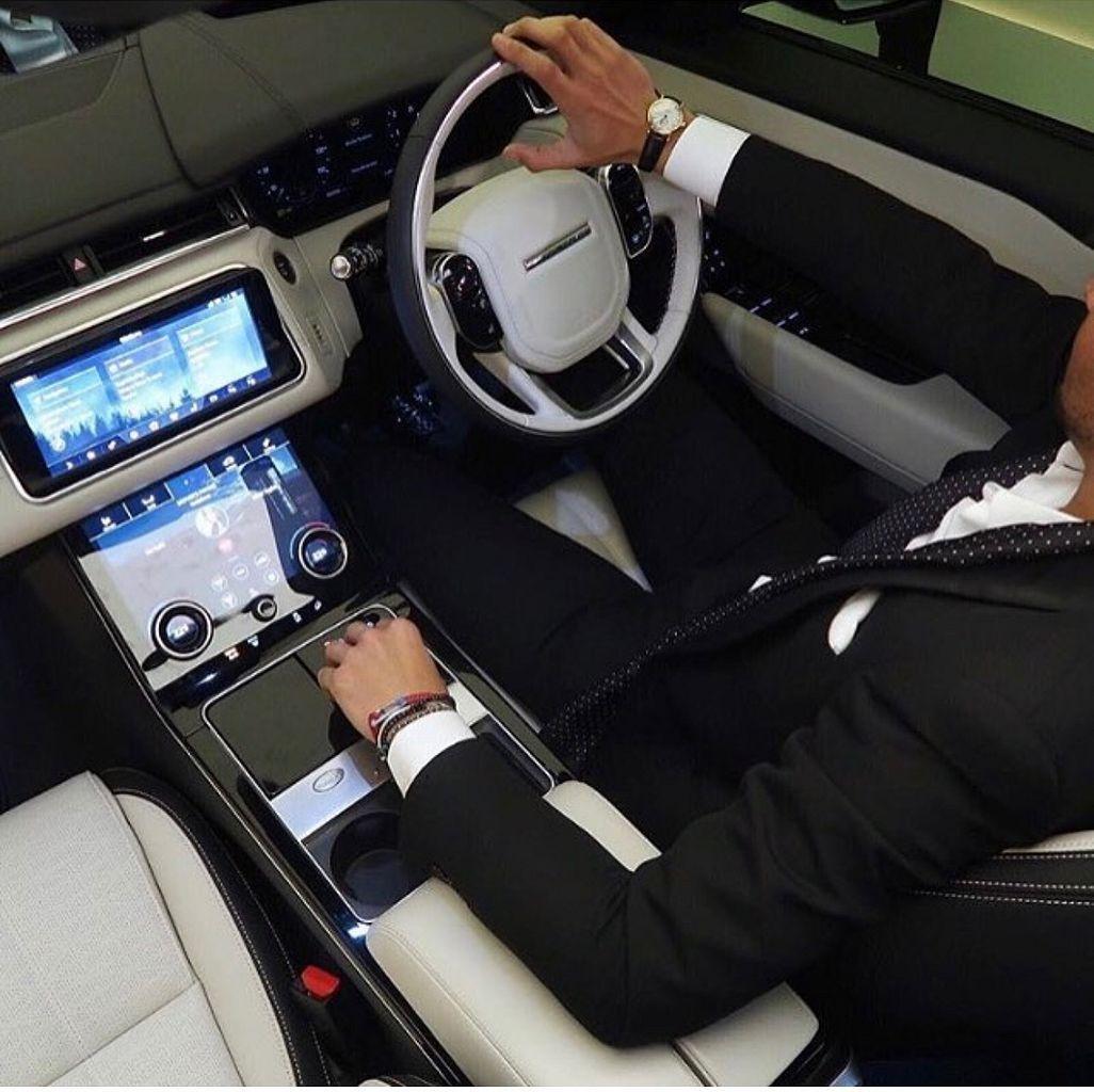 2017 Luxury Range Rover Sport Interior Автомобиль