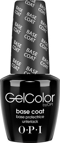 OPI Gel GC010 Base Coat