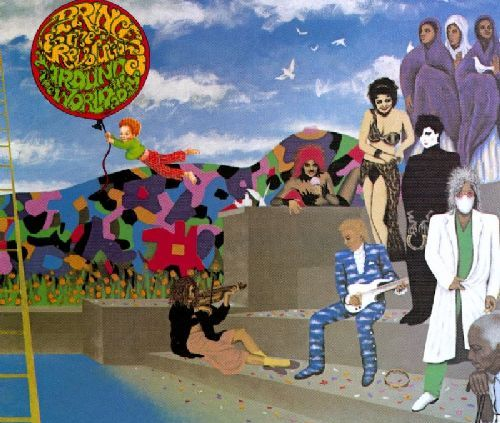 """Released on April 22, 1985, """"Around the World in a Day"""" is the seventh studio album by Prince and The Revolution.  TODAY in LA COLLECTION on RVJ >> http://go.rvj.pm/akh"""