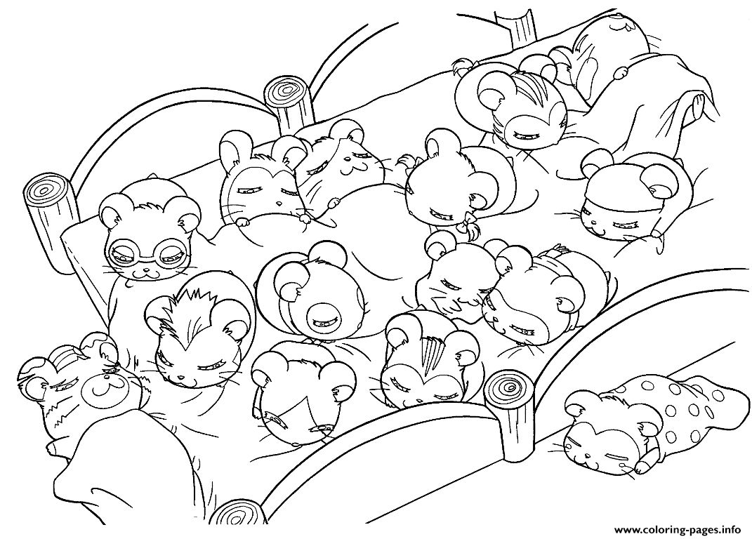 Coloring Pages Of Cute Hamsters Printable Puppy Coloring Pages Bear Coloring Pages Animal Coloring Pages