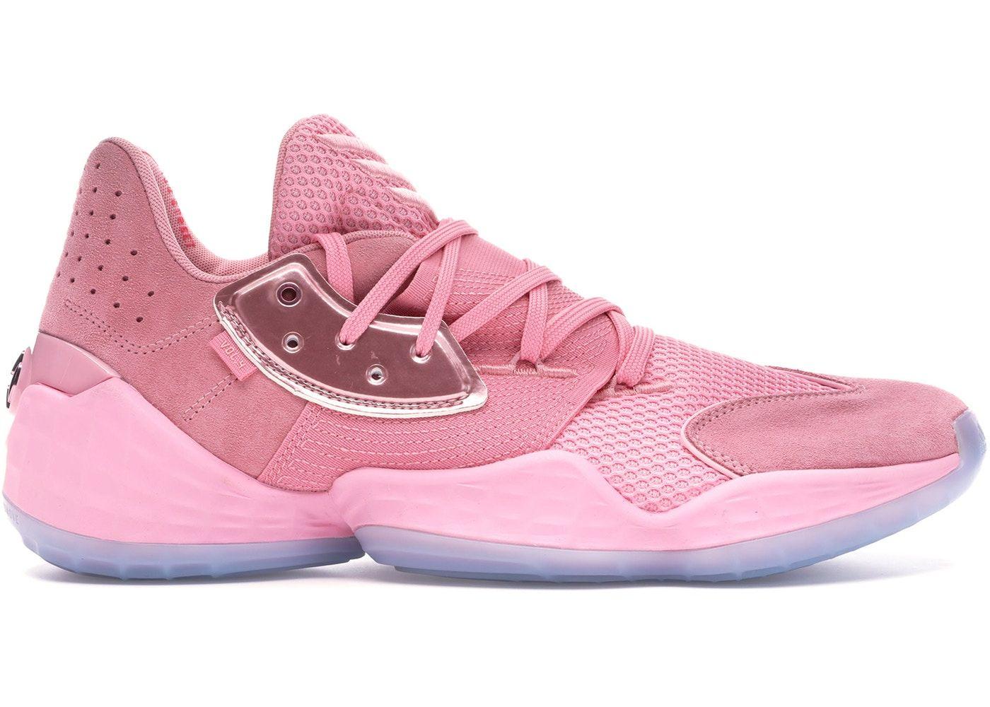 adidas Harden Vol. 4 Pink Lemonade in