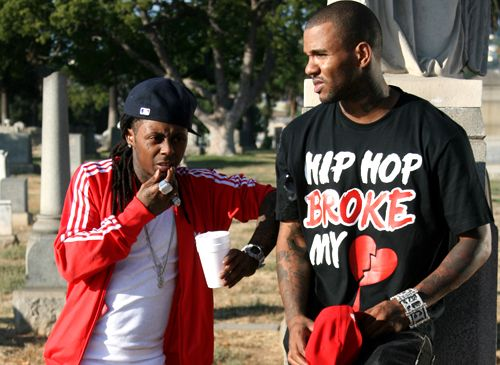 The Game signs with Cash Money Records