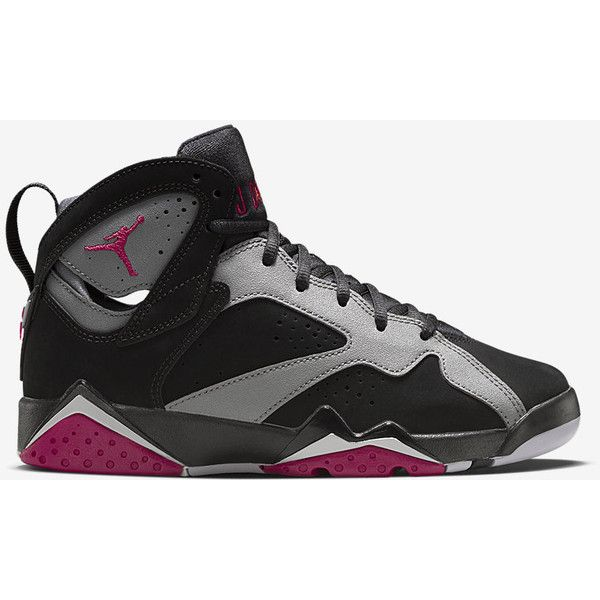 1581550fe1f559 Air Jordan 7 Retro (3.5y-9.5y) Kids  Shoe. Nike.com ( 90) ❤ liked on Polyvore  featuring shoes