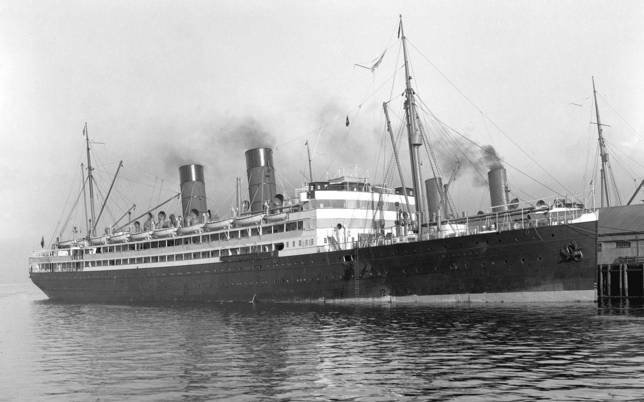 Тайна парохода «RMS Niagara»