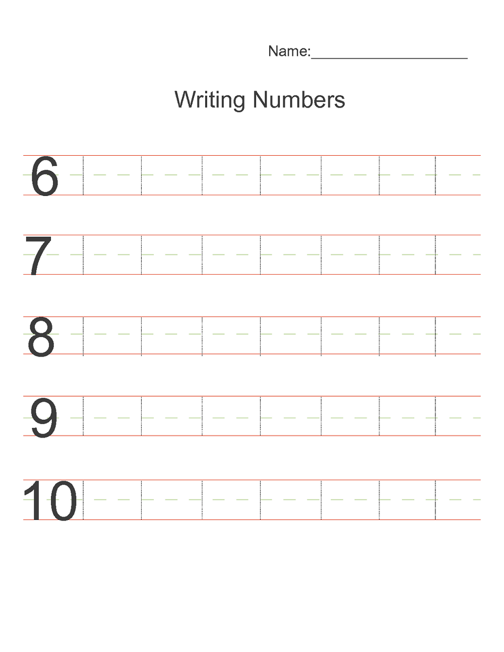 Pre K Number Worksheets Activity Printable Preschool Worksheets Number Worksheets Writing Numbers [ 1294 x 1000 Pixel ]