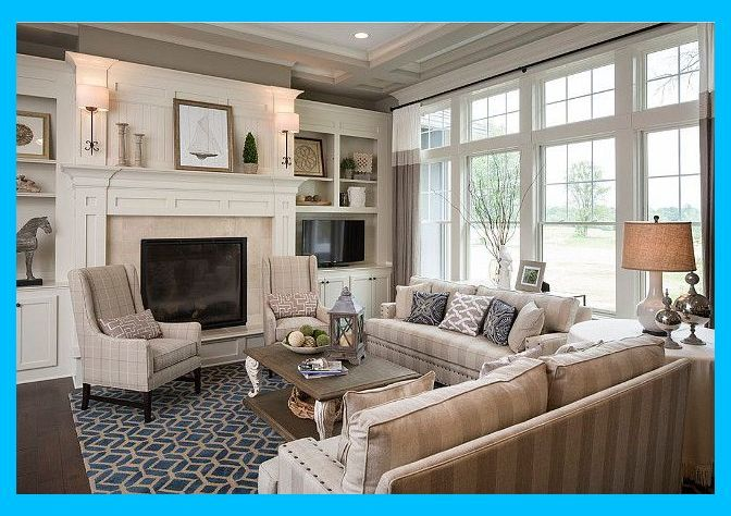 Best Family Room Feels Sophisticated And Also Very Cozy With 400 x 300