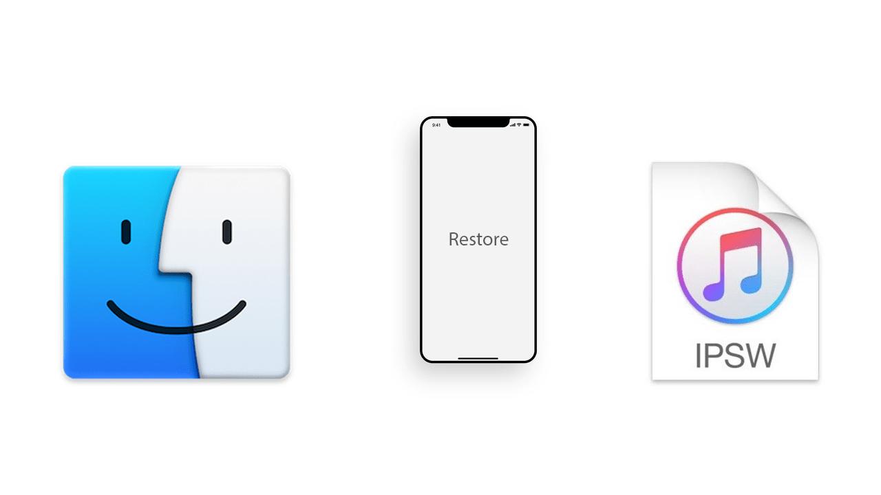 طريقة عمل ريستور للايفون على الماك الطريقة الجديدة Mac Os Gaming Logos Restoration
