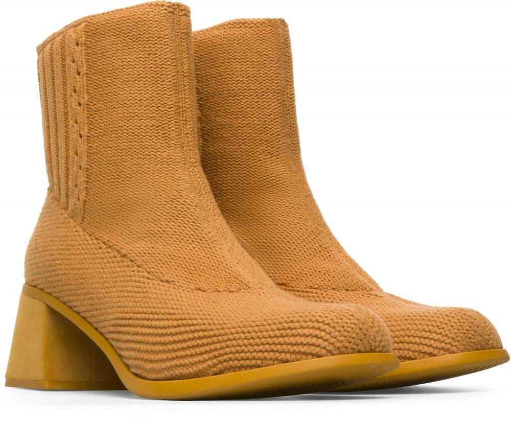 Eckhaus Latta X Camper Knit Boot Pumpkin Spice Latta | Accented ...