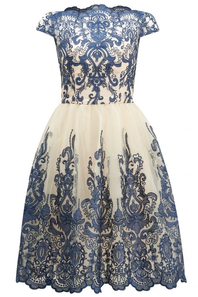 Pretty Eccentric Kelsey dress - Dresses from Pretty Eccentric UK ...