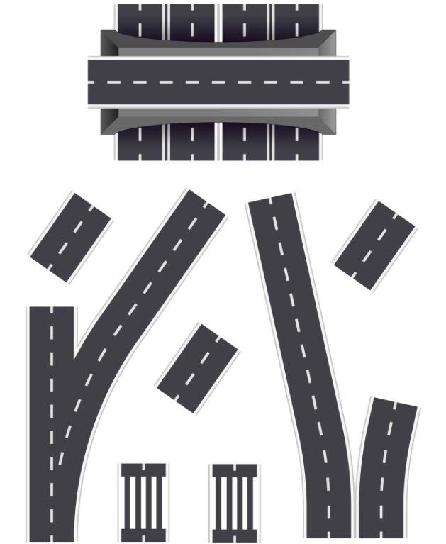 Imprimibles de Carreteras Gratis   IMPRIMIBLES / PRINTABLES ...
