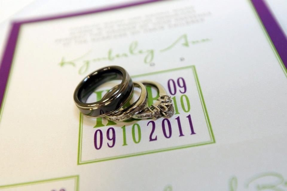 Rings and invite 2