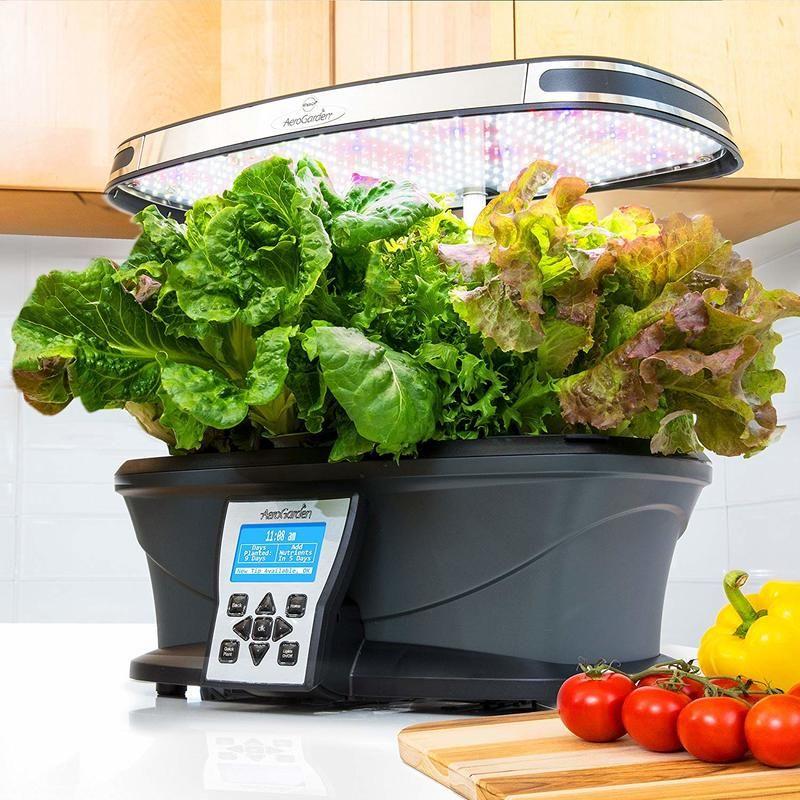Cultivate Countertop Crops With Half Price Aerogarden 400 x 300