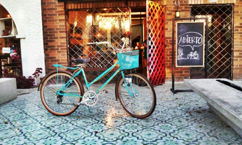 Bici Hufy restaurada