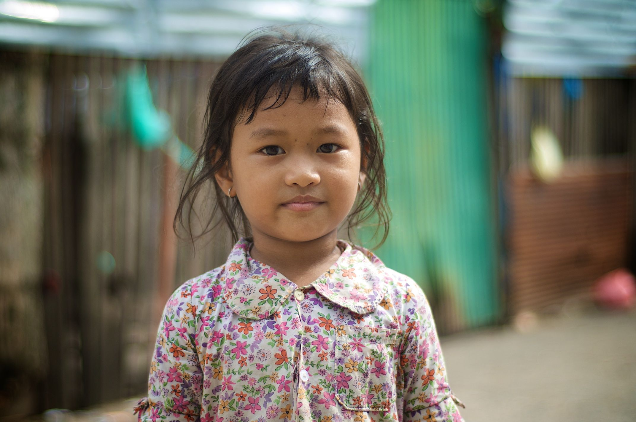 Esther. One of the many children that OneSeed is helping provide a future for. http://oneseed.com.au/