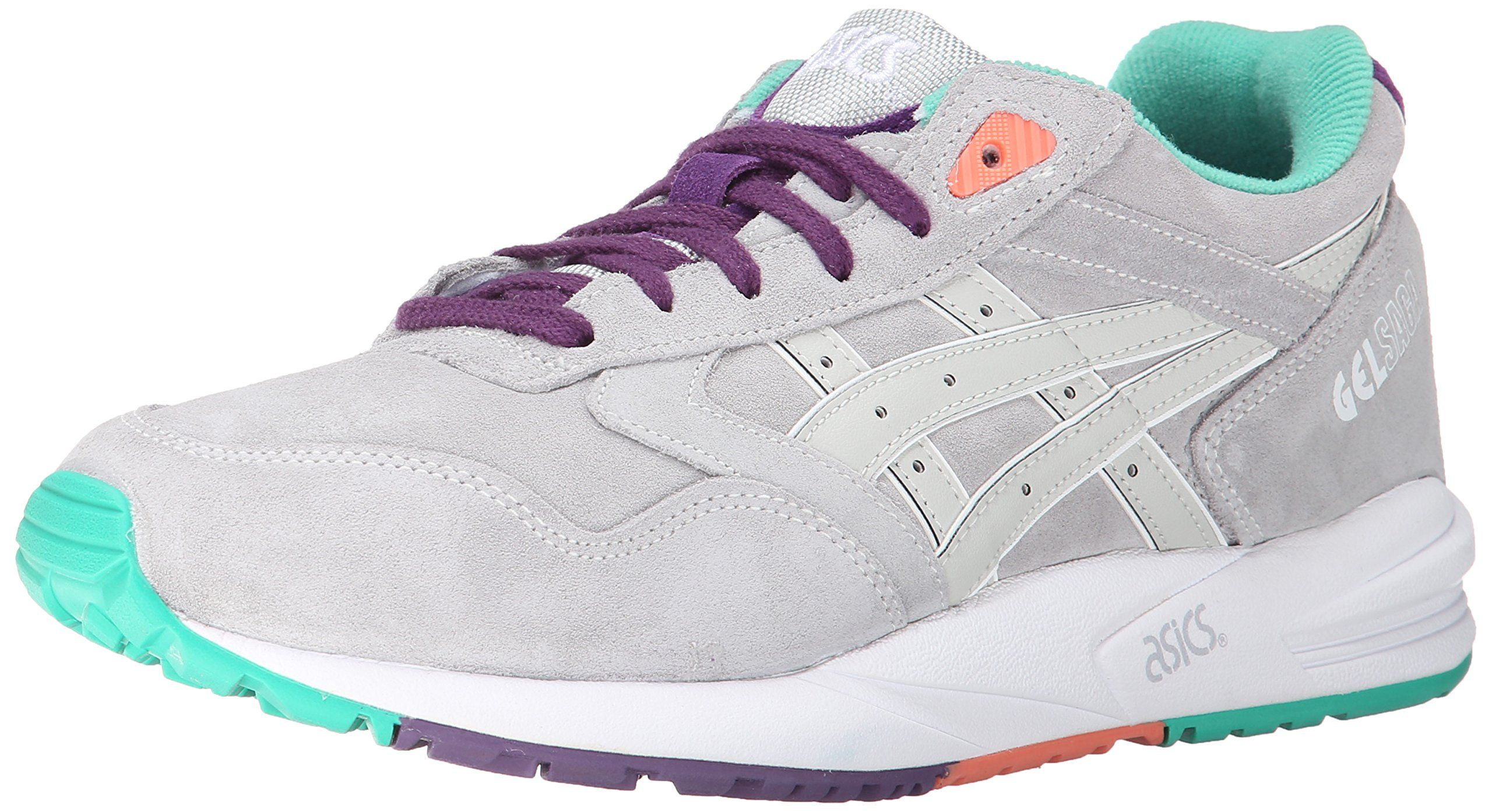 Amazon Com Asics Gel Saga Retro Running Sneaker Clothing Retro Running Shoes Running Sneakers Women Running Sneakers