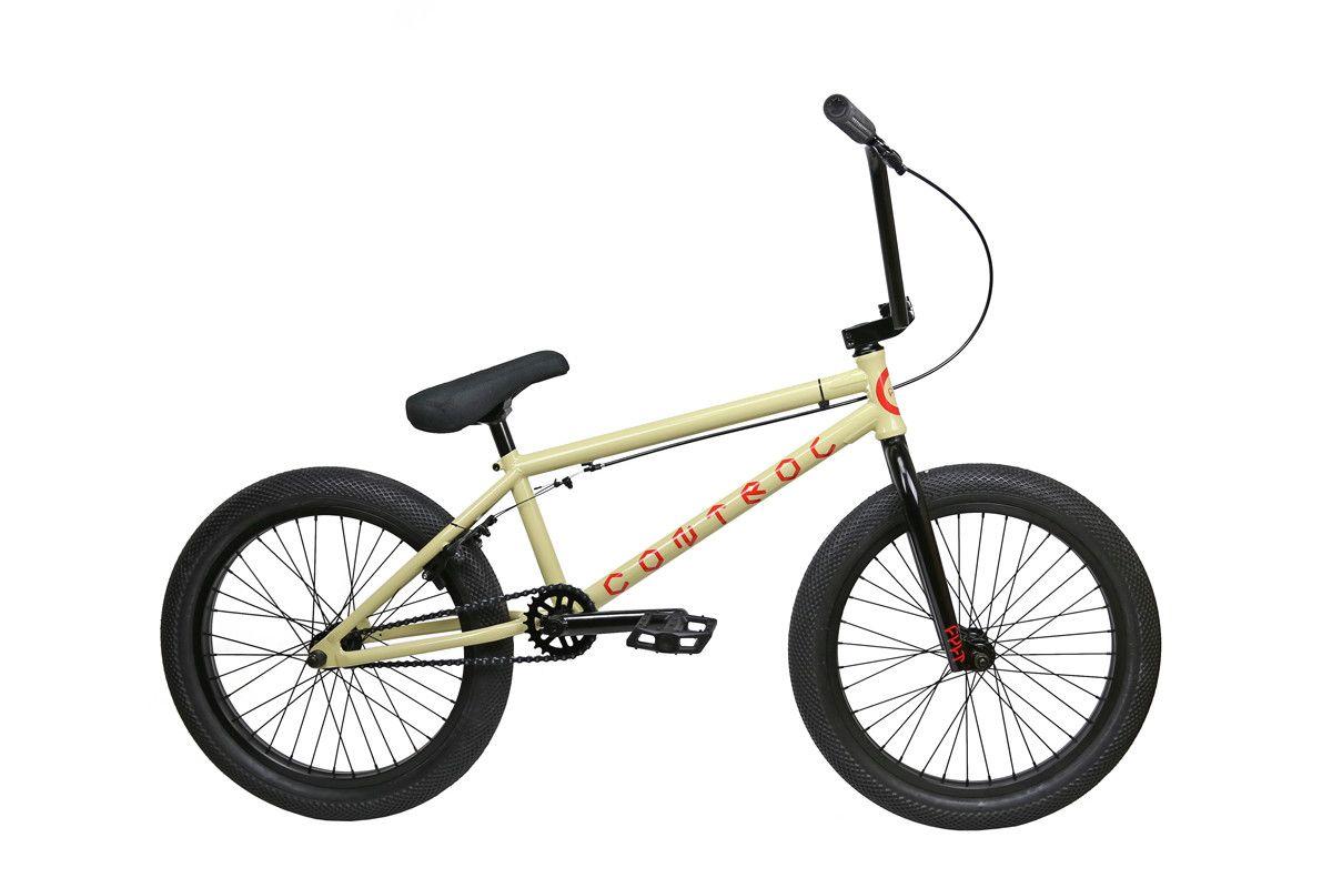 Cult Control B Complete BMX Bike Tan 2017 – Bakerized Action Sports