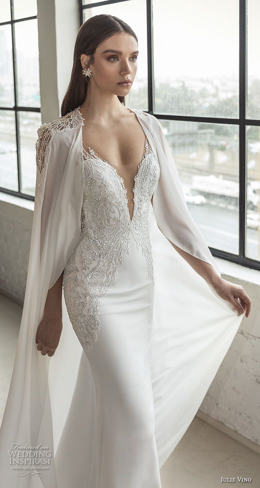 b7176bb89f10 Romanzo by Julie Vino 2019 Wedding Dresses — The Love Story Bridal  Collection