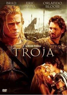مشاهدة فيلم Troy 2004 مترجم With Images Troy Movie Brad Pitt