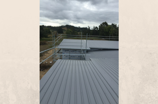 Archer Roofing Specializes In Long Run And Color Steel Roofing They Mainly Cover The Northern Half Of Auckland City T Reroofing Roof Repair Flat Roof Membrane