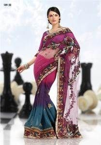 793a96a33ff70 What are the different styles of wearing sarees(saris)  - Quora