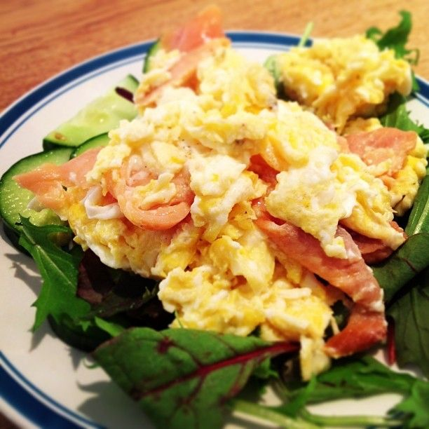 Perfect Scrambled Eggs (don't use milk, cream, or butter)
